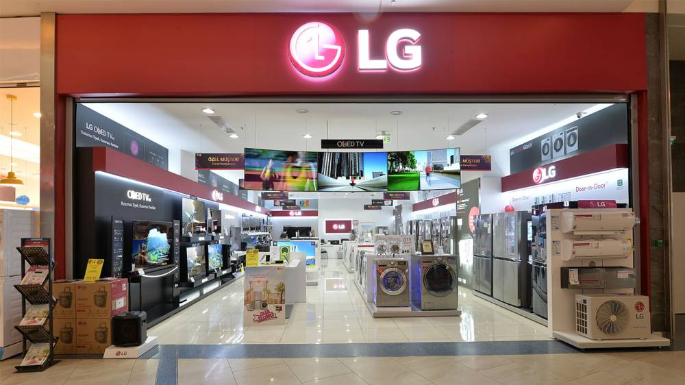 LG Mall Of İstanbul